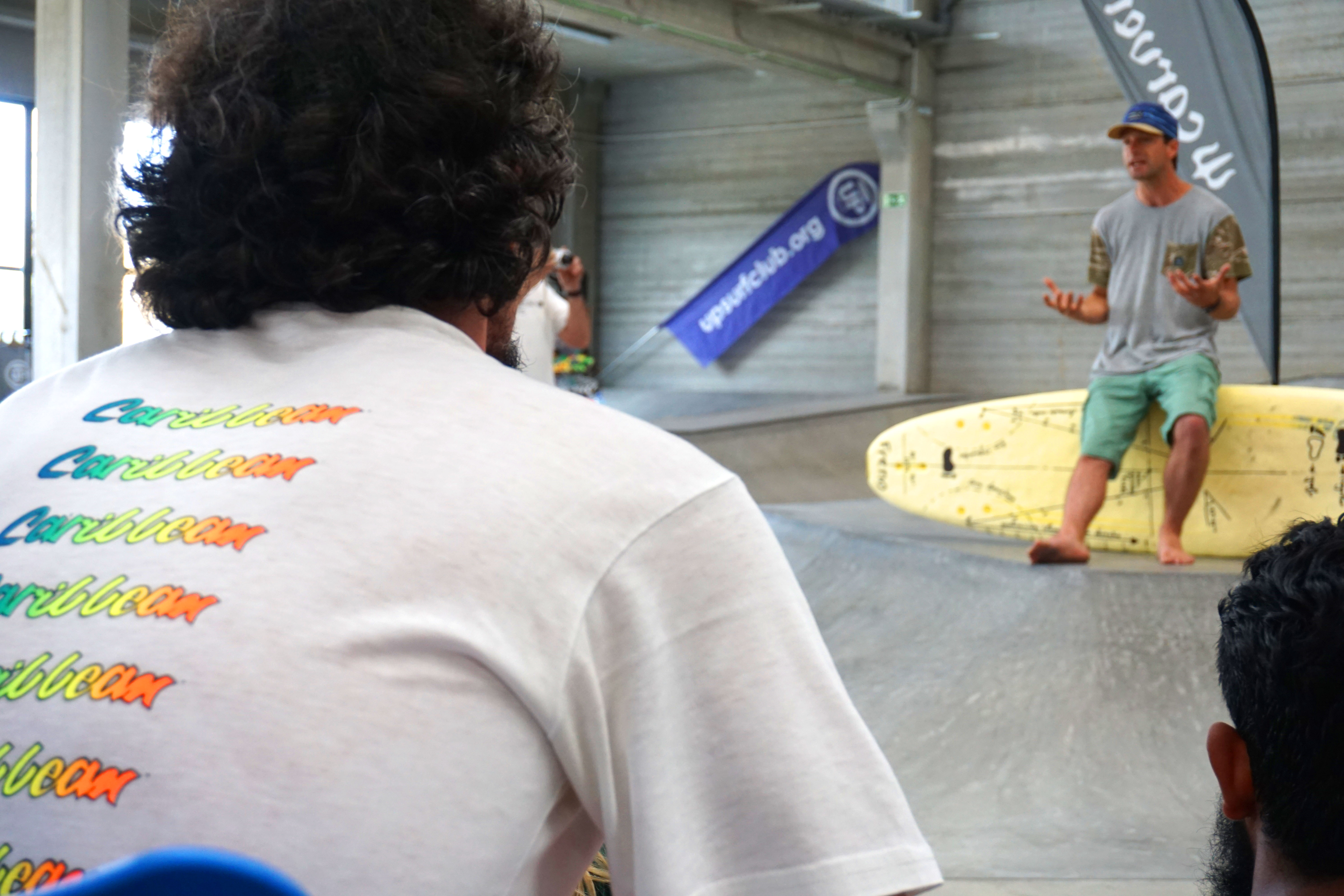Axi Muniain en el Concrete Wave Day